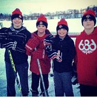 Farm Tough Hockey Winter Camps