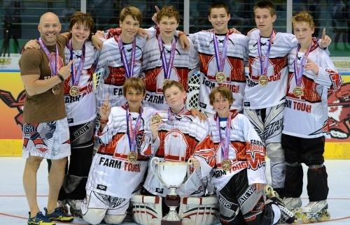 Farm Tough Roller Hockey Club team