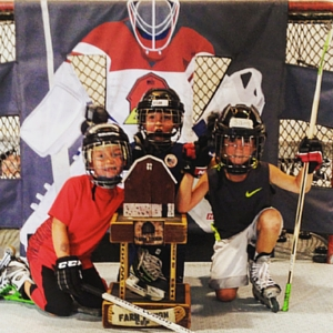 kids come first farm tough hockey